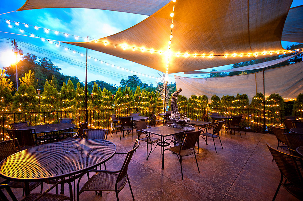 Banquets & Functions on our patio